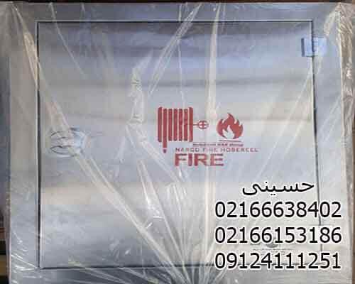 جعبه آتش نشانی استیل سفارشی